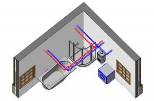 3D modely PPR produktů