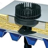 Jak odvodnit ploché střechy? Wavin QuickStream to umí s menším množství střešních vtoků