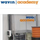 Wavin Academy: nový portál přináší zkušenosti, trendy a novinky o plastovém potrubí