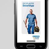 Plastové potrubí vmobilu: Ekoplastik SmartApp