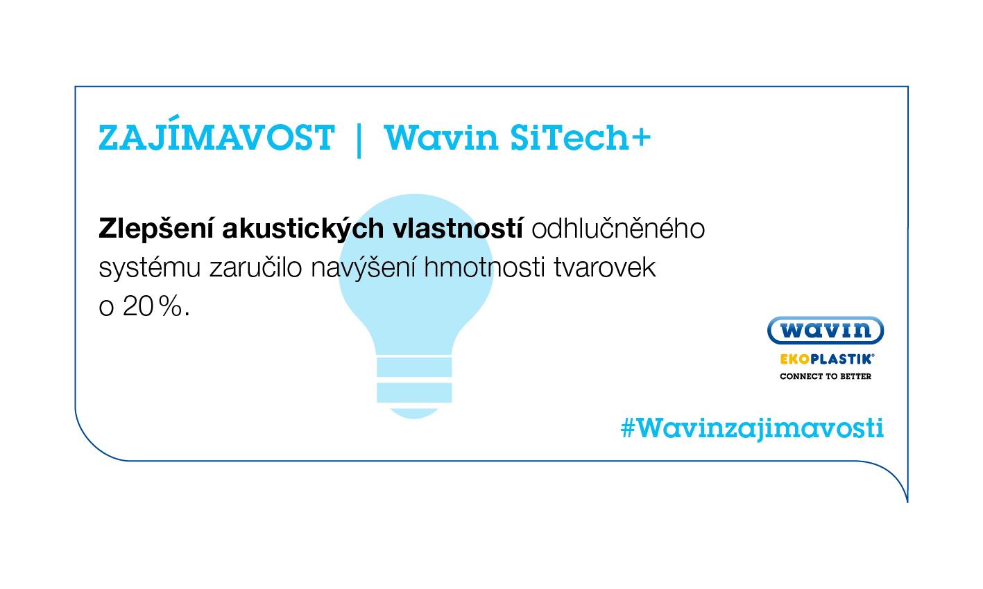 Wavin SiTech+