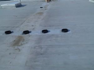 Čištění plochých střech