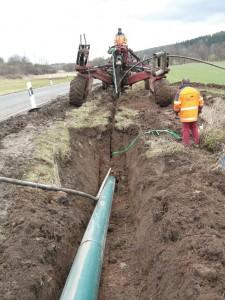 tlaková kanalizace
