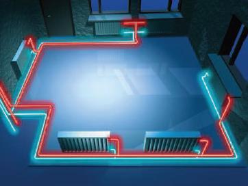 Podlahové nebo tradiční ústřední topení? Znáte výhody obou variant?