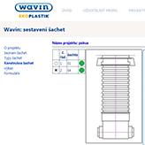 Nový software pro kanalizační šachty Wavin