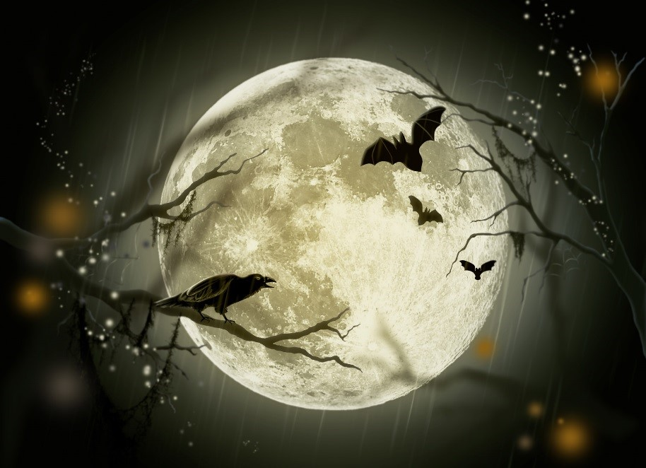 Halloweenská noc