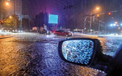 Nový článek: Jak chránit města před přívalovými vodami