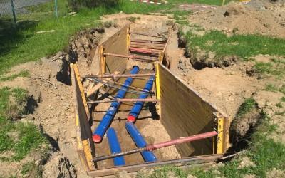 SafeTech v projektu rekonstrukce úpravny vody Želivka/Švihov