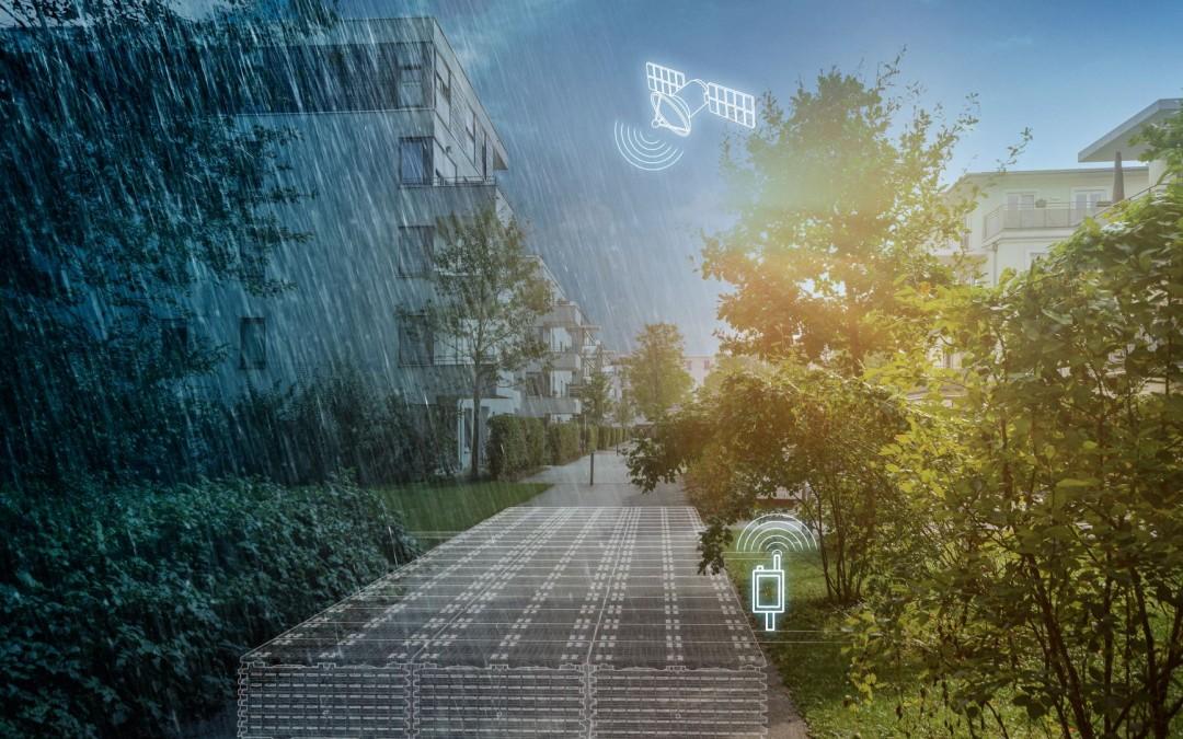 Nová tisková zpráva: Prediktivní technologie StormHarvester pro lepší hospodaření s dešťovou vodou