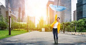 hospodaření s dešťovou vodou